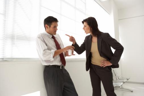 Konflikthantering konstruktiv